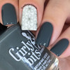 GIRLY BITS COSMETICS Greyzed and Confused  | Photo courtesy of Nail Experiments