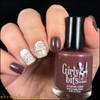 GIRLY BITS COSMETICS Acornucopia (Fall 2017 Collection) | Swatch courtesy of IG@honeybee_nails