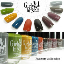 GIRLY BITS COSMETICS Fall 2017 Collection (10 pc) | Photo by Girly Bits Cosmetics