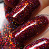 AVAILABLE AT GIRLY BITS COSMETICS www.girlybitscosmetics.com Too Early For Christmas Music (Halloween 2017 Collection) by Dreamland Lacquer | Photo credit: Intense Polish Therapy
