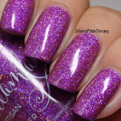 AVAILABLE AT GIRLY BITS COSMETICS www.girlybitscosmetics.com Gimme Something Good to Eat (Halloween 2017 Collection) by Dreamland Lacquer | Photo credit: Intense Polish Therapy