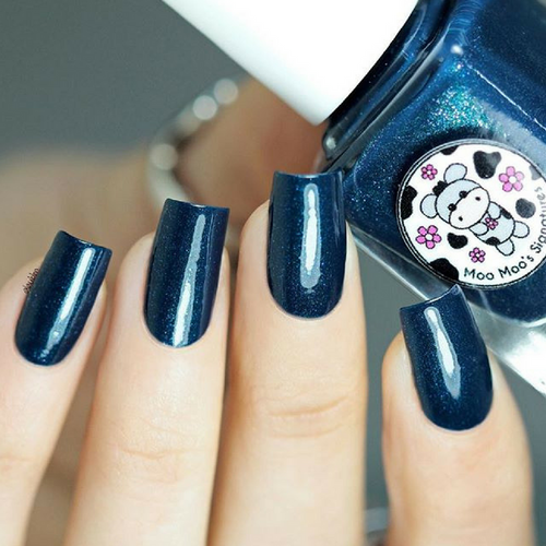 AVAILABLE AT GIRLY BITS COSMETICS www.girlybitscosmetics.comSweet Wildness Of Cantabrian Sea (Lovely Notes From Spain Duo) by Moo Moo's Signatures | Swatch courtesy of @laublm