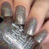 Girly Bits Cosmetics Slay Belle (December 2017 CoTM) | Swatch courtesy of Nail Experiments