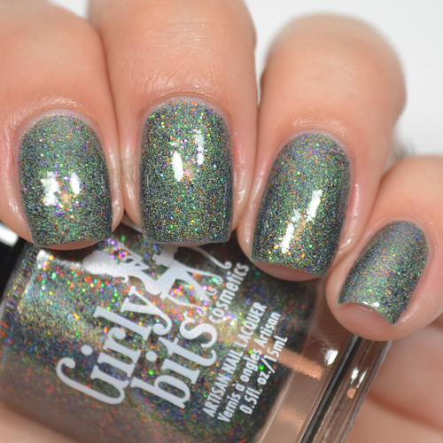 GIRLY BITS COSMETICS Pocuscadabra (Fan Favourites Collection) | Swatch  by JessFace90