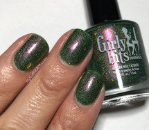 GIRLY BITS COSMETICS Fatal a-tractor (Fan Favourites Collection)   Swatch courtesy of My Nail Polish Obsession