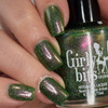 GIRLY BITS COSMETICS Fatal a-tractor (Fan Favourites Collection) | Swatch courtesy of Manicure Manifesto