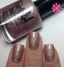 GIRLY BITS COSMETICS Destined to Meet Again (Fan Favourites Collection)   Swatch courtesy of Cosmetic Sanctuary