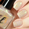 AVAILABLE AT GIRLY BITS COSMETICS www.girlybitscosmetics.com As the World Falls Down (Labyrinth Collection) by Femme Fatale | Swatch courtesy of Tanya_Wish