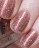 AVAILABLE AT GIRLY BITS COSMETICS www.girlybitscosmetics.com Faerie Bites (Labyrinth Collection) by Femme Fatale   Swatch courtesy of @emilydemolly