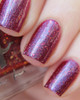 AVAILABLE AT GIRLY BITS COSMETICS www.girlybitscosmetics.com Lipstick Arrows (Labyrinth Collection) by Femme Fatale   Swatch courtesy of @emilydemolly