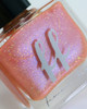 AVAILABLE AT GIRLY BITS COSMETICS www.girlybitscosmetics.com Poisoned Peach (Labyrinth Collection) by Femme Fatale