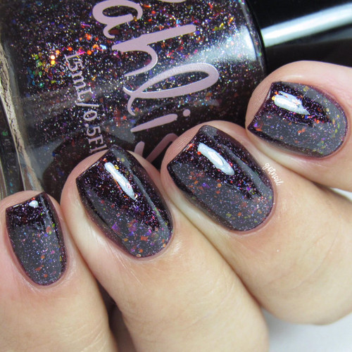 AVAILABLE AT GIRLY BITS COSMETICS www.girlybitscosmetics.com U-pick (September 2017 Collection) by Pahlish | Swatch  provided by @gotnail