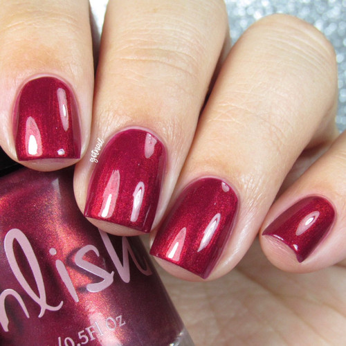 AVAILABLE AT GIRLY BITS COSMETICS www.girlybitscosmetics.com Molten (September 2017 Collection) by Pahlish | Swatch  provided by @gotnail