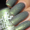 Girly Bits Cosmetics Act Your Sage (January 2018 CoTM) | Swatch courtesy of Intense Polish Therapy