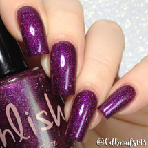 AVAILABLE AT GIRLY BITS COSMETICS www.girlybitscosmetics.com The Fool (The Arcana Collection) by Pahlish | Swatch  provided by @cdbnails143