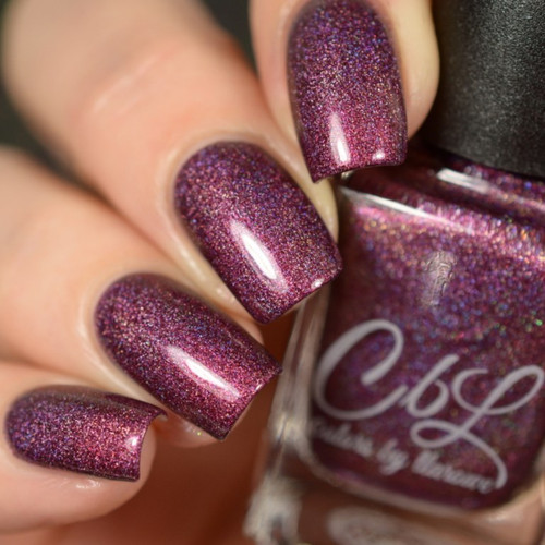 AVAILABLE AT GIRLY BITS COSMETICS www.girlybitscosmetics.com Burning Down the House (Wild & Mild Collection) by Colors by Llarowe | Swatch courtesy of Delishious Nails