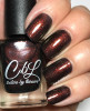 AVAILABLE AT GIRLY BITS COSMETICS www.girlybitscosmetics.com Snakeskin Boots (Wild & Mild Collection) by Colors by Llarowe | Swatch courtesy of My Nail Polish Obsession
