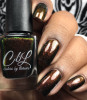AVAILABLE AT GIRLY BITS COSMETICS www.girlybitscosmetics.com Snakeskin Boots (Wild & Mild Collection) by Colors by Llarowe | Swatch courtesy of @queenofnails83