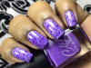 AVAILABLE AT GIRLY BITS COSMETICS www.girlybitscosmetics.com Tease (Wild & Mild Collection) by Colors by Llarowe   Swatch courtesy of @queenofnails83