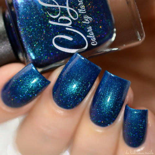 AVAILABLE AT GIRLY BITS COSMETICS www.girlybitscosmetics.com Fast Eddie (CbL Cares Collection) by CbL | Photo credit: Delishious Nails