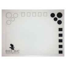 Dixie Mat - Dixie Plates | AVAILABLE AT GIRLY BITS COSMETICS www.girlybitscosmetics.com