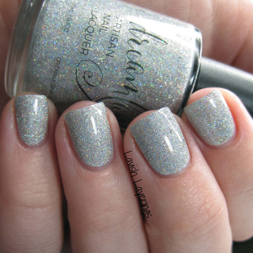 Light of Blast (Woleebaph Ronder Wily Collection) by Dreamland Lacquer AVAILABLE AT GIRLY BITS COSMETICS www.girlybitscosmetics.com | Photo credit: Lavish Layerings
