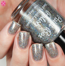 Winter Is Coming (Westerosi Collection) by STELLA CHROMA available at Girly Bits Cosmetics www.girlybitscosmetics.com  | Photo courtesy of Cosmetic Sanctuary