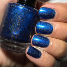 Grit (Premier Collection) by STELLA CHROMA available at Girly Bits Cosmetics www.girlybitscosmetics.com  | Photo courtesy of My Nail Polish Obsession