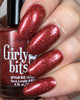 No Fawkes Given (HHC April 2018) by Girly Bits Cosmetics | Swatch courtesy of EhmKay Nails