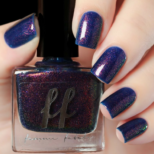 Headless Horseman (Enchanted Fables Villains Collection) by Femme Fatale AVAILABLE AT GIRLY BITS COSMETICS www.girlybitscosmetics.com | Swatch courtesy of de briz