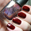 AVAILABLE AT GIRLY BITS COSMETICS www.girlybitscosmetics.com Love, Actually (Valentines Trio 2015) by Colors by Llarowe | Swatch courtesy of Pointless Cafe