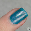 AVAILABLE AT GIRLY BITS COSMETICS www.girlybitscosmetics.com This Side of Heaven (Let's Head to the Beach Collection) by CbL   Photo credit: Polished Pathology