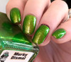 AVAILABLE AT GIRLY BITS COSMETICS www.girlybitscosmetics.com Murky Dismal (Rainbow Brite Collection) by Bee's Knees Lacquer | Photo credit: nails_by_courtney.s