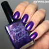 AVAILABLE AT GIRLY BITS COSMETICS www.girlybitscosmetics.com Skydancer (Rainbow Brite Collection) by Bee's Knees Lacquer | Photo credit: buffnails80