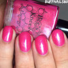 AVAILABLE AT GIRLY BITS COSMETICS www.girlybitscosmetics.com Sunriser (Rainbow Brite Collection) by Bee's Knees Lacquer   Photo credit: buffnails80