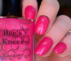 AVAILABLE AT GIRLY BITS COSMETICS www.girlybitscosmetics.com Sunriser (Rainbow Brite Collection) by Bee's Knees Lacquer   Photo credit: nails_by_courtney.s