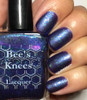 Dullest Words of Any House - Shop Exclusive by Bee's Knees Lacquer available exclusively at Girly Bits Cosmetics | Swatch courtesy of My Nail Polish Obsession