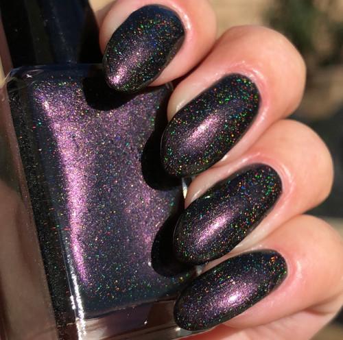 Paradox by Shleee Polish available at Girly Bits Cosmetics www.girlybitscosmetics.com  | Photo courtesy of IG@shleeepolish
