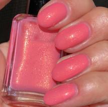 Coral Calla Lily by Shleee Polish available at Girly Bits Cosmetics www.girlybitscosmetics.com    Photo courtesy of IG@shleeepolish