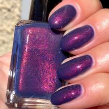 Mercurial by Shleee Polish available at Girly Bits Cosmetics www.girlybitscosmetics.com  | Photo courtesy of IG@shleeepolish