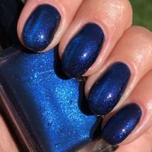 Ice Dragon by Shleee Polish available at Girly Bits Cosmetics www.girlybitscosmetics.com    Photo courtesy of IG@shleeepolish