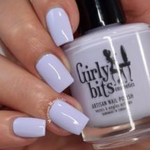 GIRLY BITS COSMETICS Betrothed (Bridal Bliss Collection) by Girly Bits Cosmetics - Photo by Manicure Manifesto