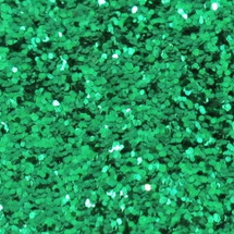 Emerald .015 Glitter