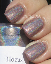 Swatch courtesy of Pointless Cafe | GIRLY BITS Hocus Pocus