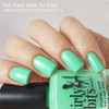 Swatch courtesy of Will Paint Nails for Food | GIRLY BITS COSMETICS Mint To Be
