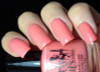 Swatch courtesy of Nail Polish Wars   GIRLY BITS COSMETICS Lover's Coral