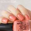 Swatch courtesy of Will Paint Nails for Food | GIRLY BITS COSMETICS Lover's Coral