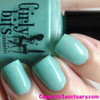 Swatch courtesy of Cosmetic Sanctuary | GIRLY BITS COSMETICS en•JOY•mint