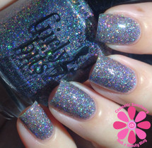 Swatch courtesy of Cosmetic Sanctuary | GIRLY BITS COSMETICS A Stripper Has Been Sleeping in My Bed