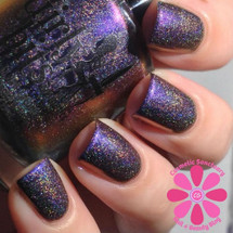 Swatch by Cosmetic Sanctuary | GIRLY BITS COSMETICS Belly Jeans